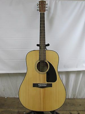 Fender Classic Design CD-60 NAT Acoustic Guitar 6 String Right Handed