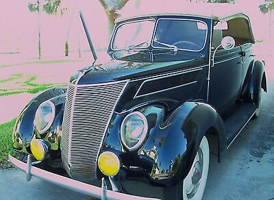 1937 Ford Other  1937 Ford  Phaeton Convertible