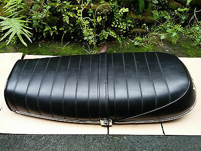 Nos Yamaha Rd125 Ls3 Yls3 As3 Seat Assy Genuine Rare Excellent Pn 336-24730-01