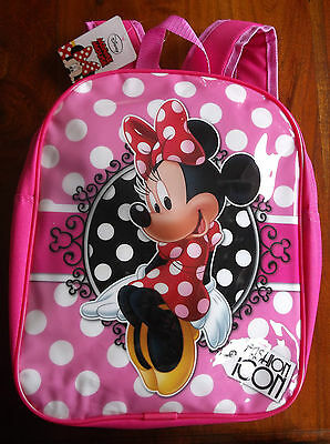 Minnie Mouse Junior Backpack From Disney