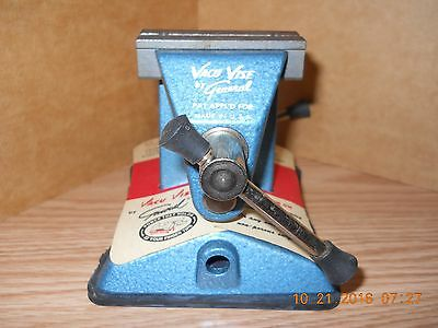 Vacu Vise by General made in USA hobby vice Jewelers vice DIY Tools Upcycle