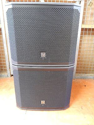 Pair Of Electrovoice EKX 15SP 1.3Kw Powered subs, New