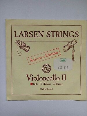 Larsen Cello String Set 4/4