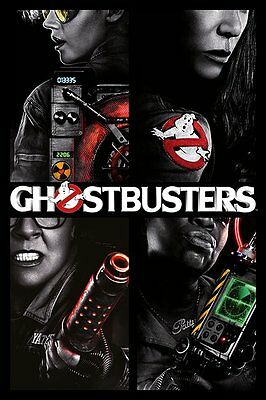 GHOSTBUSTERS 3 Poster - GIRLS - NEW GHOSTBUSTERS MOVIE POSTER PP33899