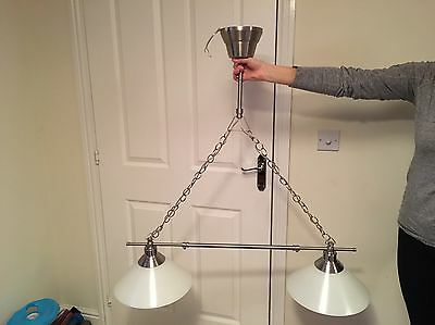 Lampshade (Snooker Table Style)