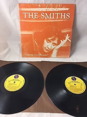 The Smiths - Louder Than Bombs - Double Vinyl LP 1987