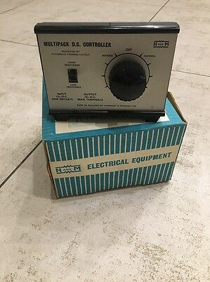 H And M Multipack D.C. Controller Tested Boxed