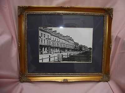 Historical photo of lowestoft sea front buildings