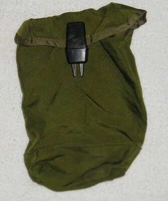 Combat Webbing Utility Pouch, OD, General Purpose