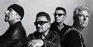 U2 tickets 2 seated tickets