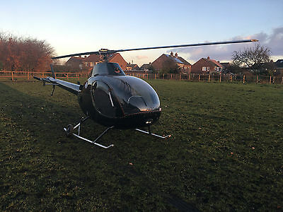 Helicopter Exec 90 Rotorway Bargain Project Aircraft Barn Find Rare Machine