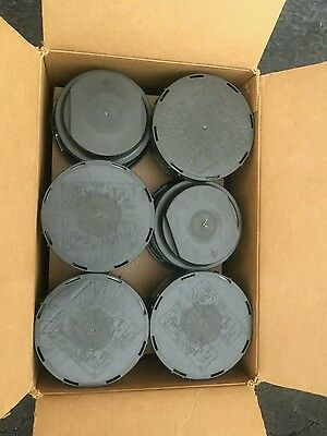Box Of 18 MILITARY C2A1 Canister Filter 40mm Respirator NATO M44 M40 Gas Mask