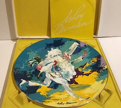 Royal Doulton Collectors Plate Punchinello A Limited Edition Plate. Boxed