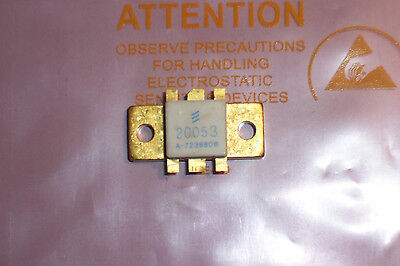 PTB20053 Ericsson RF Power transistor 60W 900Mhz Qty 1 NOS SPECIAL OFFER