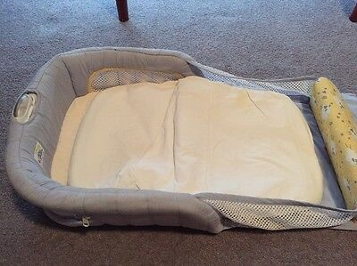 The First Years Co-Sleeper Bed Insert - RINGWOOD