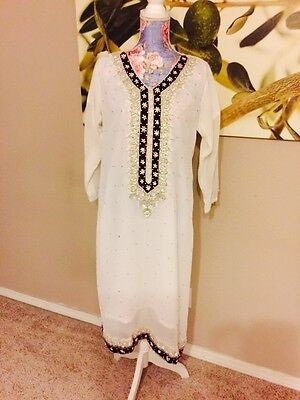 Indian Pakistani Designer Kameez Bollywood Salwar Suit Anarkali Ethnic Dress