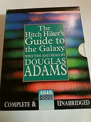 The Hitch Hiker's Guide to the Galaxy: Complete & Unabridged by Douglas Adams (…