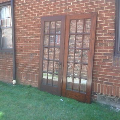 Antique/Salvaged Interior French Doors
