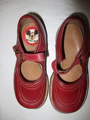 Adorable Antique Doll or Children's shoes-Patti Playpal-Disney with original Ad
