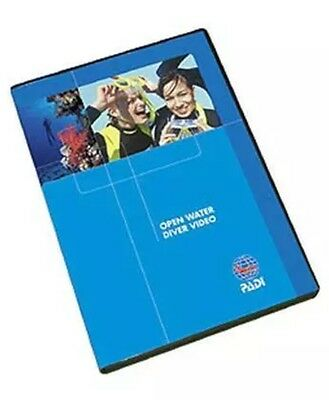 Open Water Diver Video : English & Español Spanish PADI Scuba Diving DVD NEW
