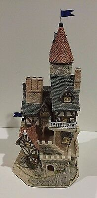 David Winter ~ CASTLE IN THE AIR ~ Handmade