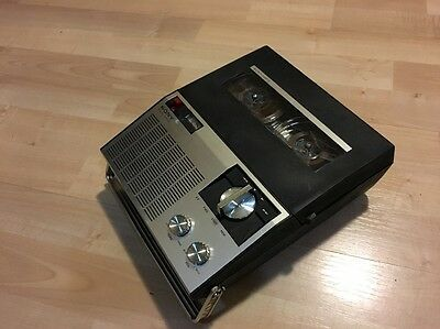 Vintage Working Sony Solid State Tapecorder TC-910