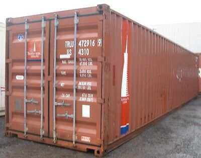 Shipping Container 40'GP, wind water & vermin proof storage, delivery anywhere