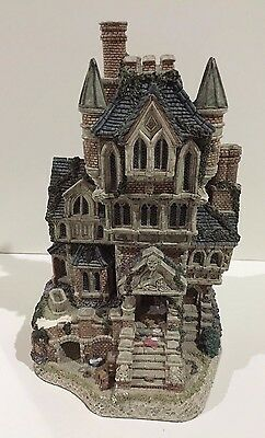 David Winter ~ HAUNTED HOUSE ~  LIMITED EDITION ~LARGE ~Handmade~4530/4900
