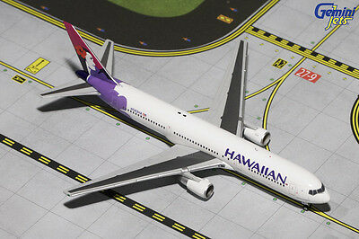 Gemini Jets Hawaiian Airlines Boeing 767-300ER 1/400 Scale Diecast Plane