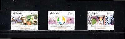 Malaysia 2004 7th Conference Biological Diversity SG 1186/8 MUH