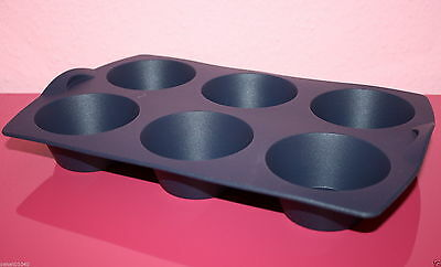 New Tupperware Magic Baking Silicone Form  Muffins