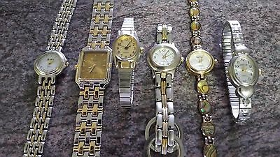 Bulk Lot of Clean Attractive Watches in Good Condition - All working