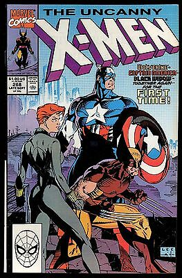 The Uncanny X-men Psylocke 267 Gambit 2nd Bishop 1st Appr 253-283 MISSING 266