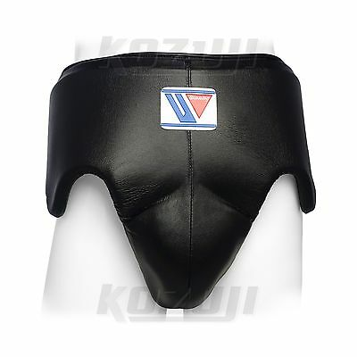 Winning Boxing Groin Protector CPS-500-B Black, Standard Cut, New from Japan