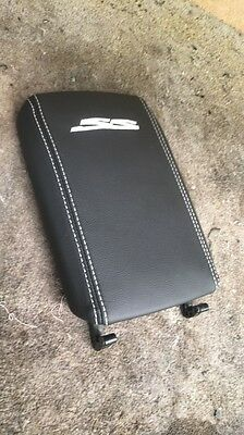 Holden VE VF centre console Lid Ss Ssv Omega Black Leather Commodore Hsv Gts