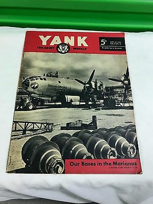 Yank The Army Weekly August 24, 1945 Our Bases in the Marianas