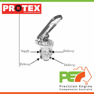 New Genuine *PROTEX* Foot Valve For NISSAN UD CGA . 2D Truck 8X4.