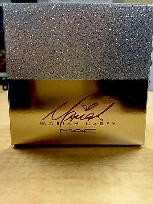 In Hand MAC MARIAH CAREY TOUCH MY BODY SHIMMER LOOSE POWDER Fine Shimmer Powder