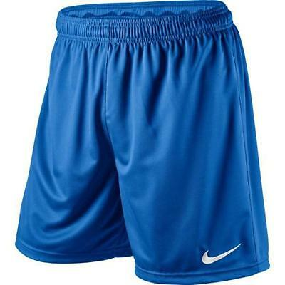 Nike Park Soccer Football Shorts- Royal- 100% Official Nike Product