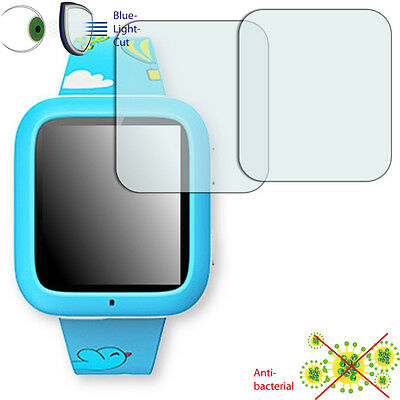 2xDISAGU pellicola protettiva ClearScreen p. miSafes Kids Watcher Plus