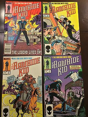 The Rawhide Kid COMPLETE Run - Lot of 5