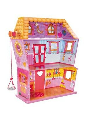 lalaloopsy Wooden dolls house