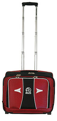 Thomas Taylor Bowls Sports Taylor Pro Trolley Case Bag Bowling Extendable Red
