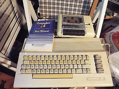 Commodore 64 C Boxed Working With Extras