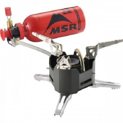 MSR XGK-EX Camping Cooking Multi Fuel Stove (Fuel Bottle or Gas Not Included)