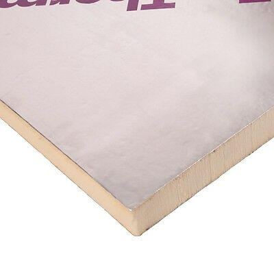 Ecotherm / Kingspan / Celotex / Recticel Insulation 25mm (20 Sheets)