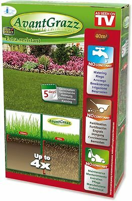 Avant Grazz Extra Resistant Lawn Seed. From the Official Argos Shop on ebay