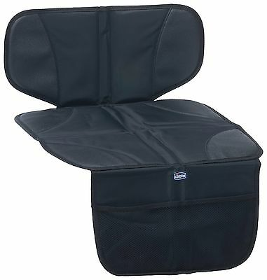 Chicco Forward Facing Car Seat Storage Pockets & Wipe Clean - Black -From Argos