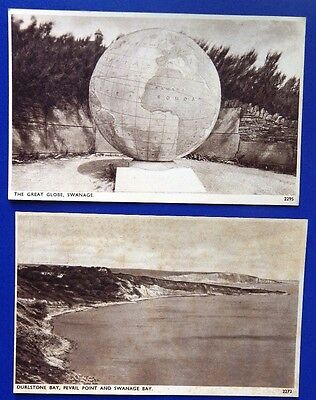 Six RP Postcards of Swanage Dorset - 2 pictures