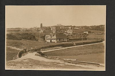 Thurlstone - real photographic postcard